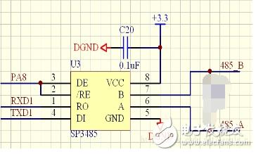 STM32调试SP3485技术总结