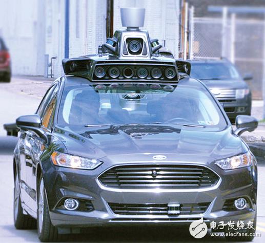 美国发布无人驾驶技术排行榜 结果出人意料