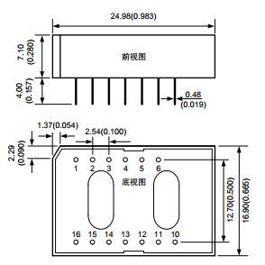 多功能接口模块产品小型化应用案例分享