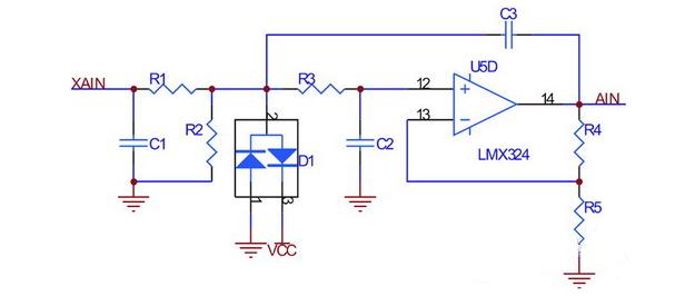 详细解析ESP中传感器及接口技术的电路