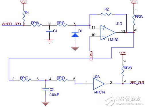 ESP中传感器概述 接口技术电路解析