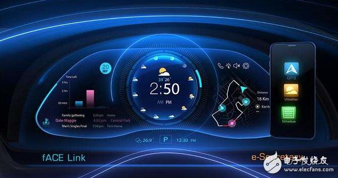 AI车载娱乐系统将成改变体验的分水岭