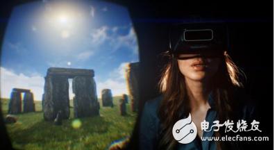 VR技术4个特点使得它在教育领域具有很大的发展潜力与机遇
