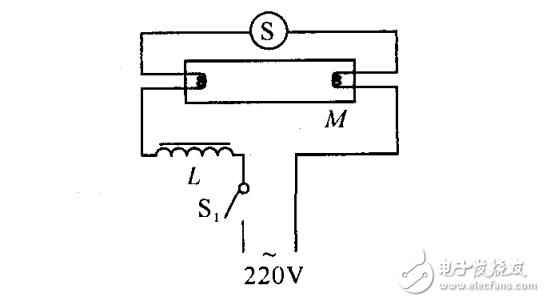 镇流器和启辉器的作用