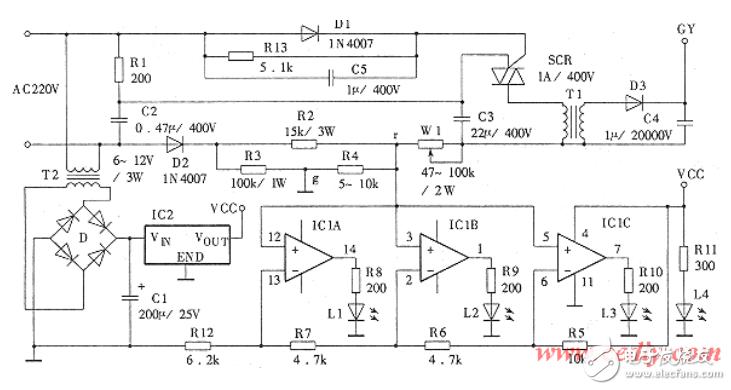 自制人体静电消除器_高压静电消除器制作方法