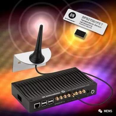 安森美推出无线无电池感测方案套件 使智能无源传感...