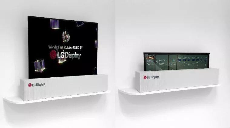 从CES 看2018年OLED电视的行业主题——内战