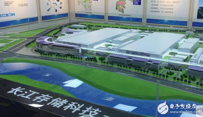 """中国存储器产业已掀起""""巨浪"""" 武汉存储产业实力隐..."""