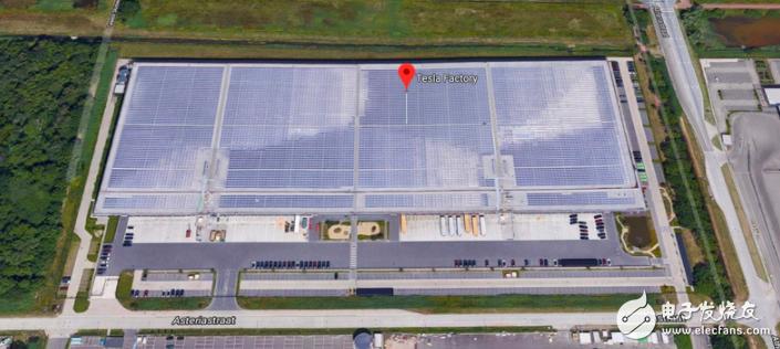 特斯拉铺设太阳能电池板 可持续能源的转变迈上新台阶