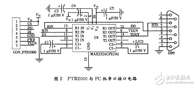 门禁控制器原理图_门禁系统组成模块电路分析