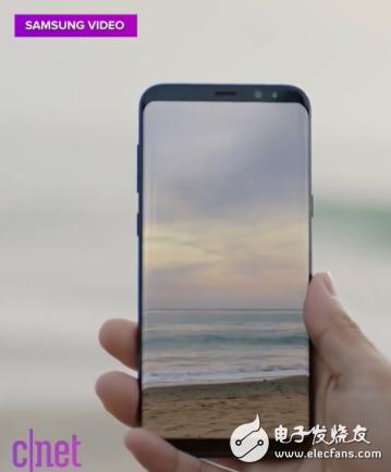 """三星新专利将终结iPhone X刘海设计 直接在屏幕上""""硬开孔"""""""