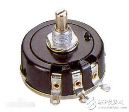 电位器和可调电阻器的区别