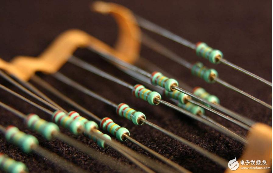 电阻器的组成及结构
