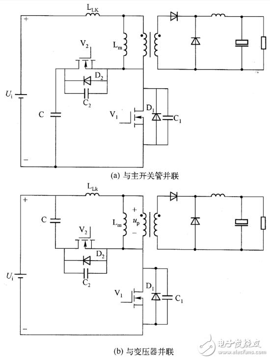 什么是有源钳位电路 有源钳位电路图文详解