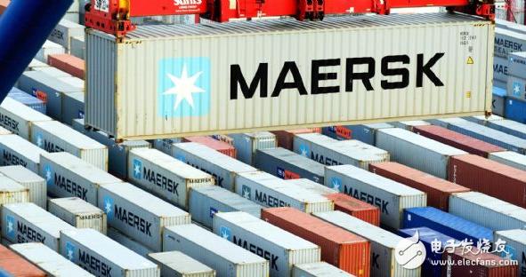 IBM和Maersk合组企业 利用区块链处理货运