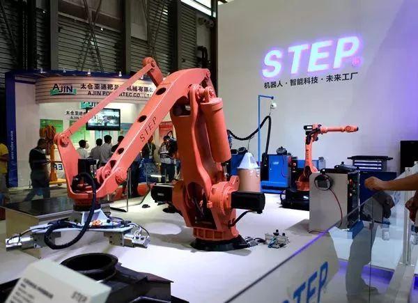 国内外各大工业机器人控制器品牌的现状