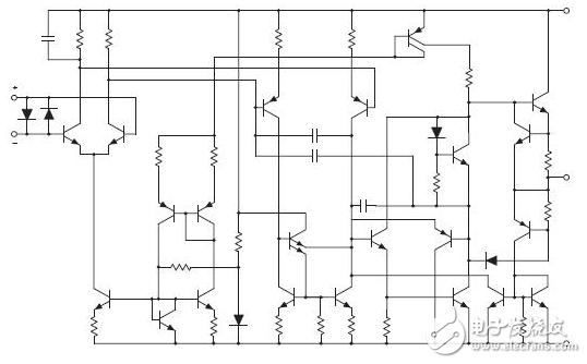 ne5532 内部电路图