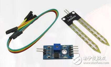 土壤湿度传感器yl69如何使用
