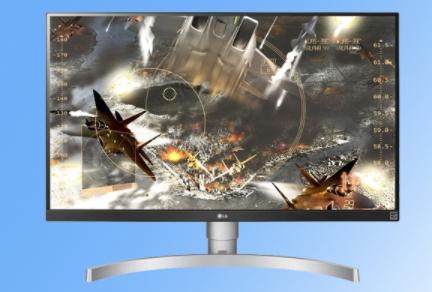 LG发布新款4K显示器 支持AMD FreeSy...