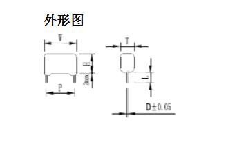 CBB22电容与MPK电容的差别与cbb22电容好坏怎样测量