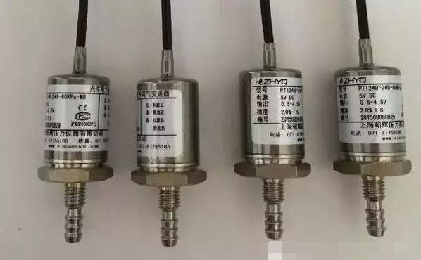压力传感器的主要作用及原理