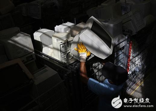 电子垃圾回收产业的隐秘世界