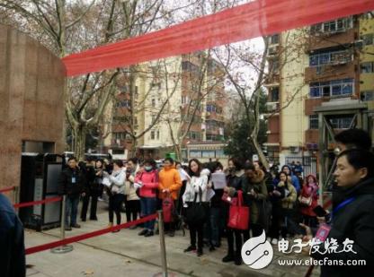 像素数据人脸指纹识别技术首次服务江苏南京自考