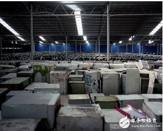 在国外人们都是如何处理电子垃圾的呢_电子垃圾回收产业现状及其意义