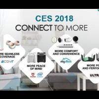 CES 2018:四个全新的智能家庭产品和创新