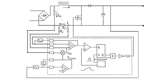 PFC电路的双闭环控制