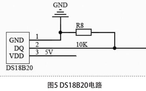 STM8的PH测量模块