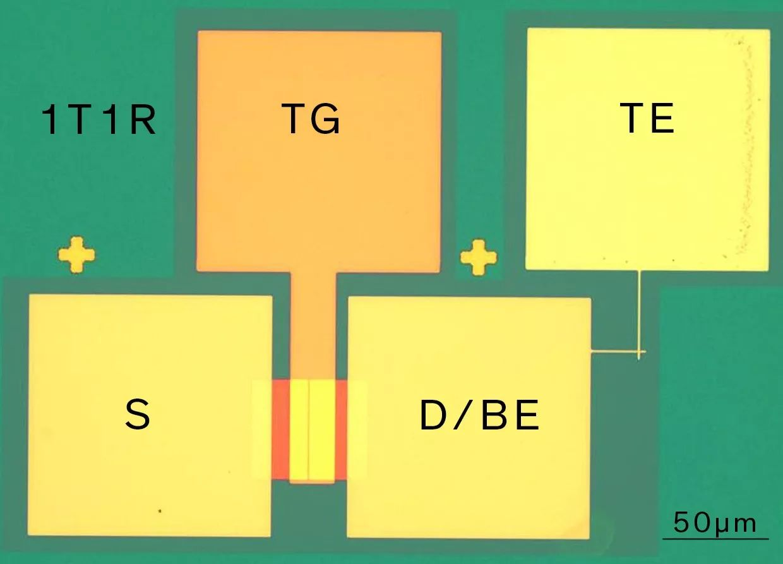 斯坦福大学开发了单晶体管单阻变存储器单元 可抑制泄漏电流