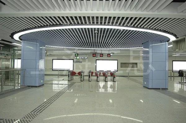 老牌LED照明企业上海三思为公认地铁led供应商