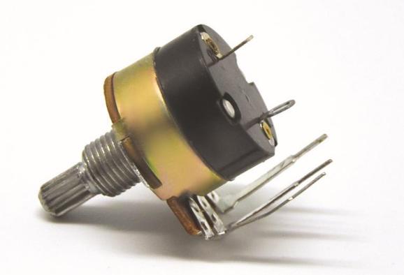 碳膜电位器的使用注意事项