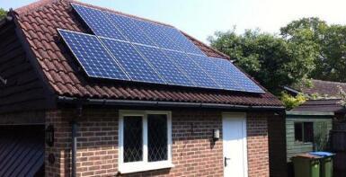 太陽能家庭發電系統設計詳解
