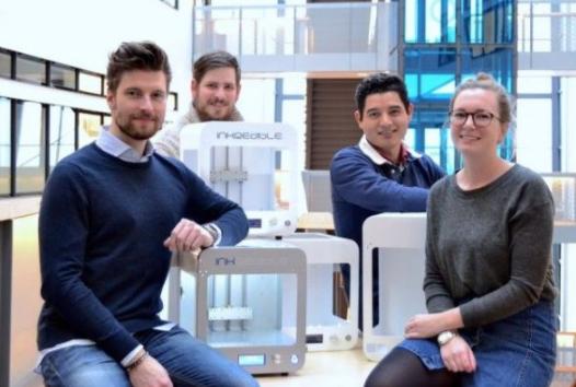 Cellink以3D打印制造肿瘤以对抗癌症