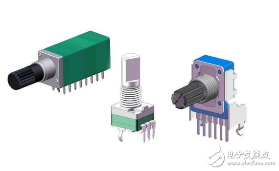 碳膜电位器故障检测及解决