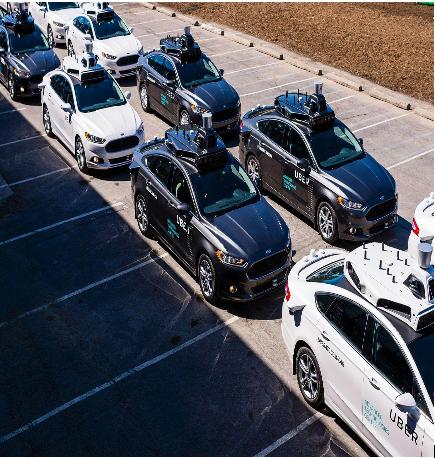 18个月后Uber 自动驾驶汽车共享服务正式启动