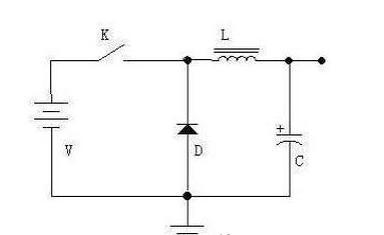 直流电检测电路图