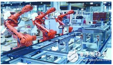 智能制造战略转型的竞争成为智能化工业标准化制定权...