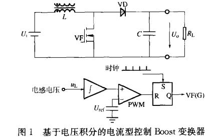 基于UC3846间接电流型控制直流变换器研究