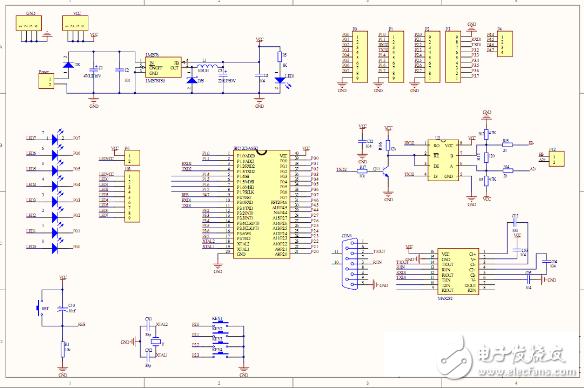 STC12C5A60S2精简开发板介绍