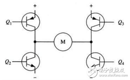 h桥电路图工作原理图文详解