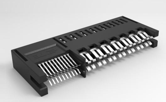 TE Connectivity首次发布用于数据中心的高密度金手指电源连接解决方案