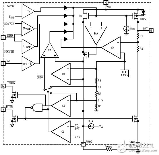 锂电池充电管理芯片有哪些