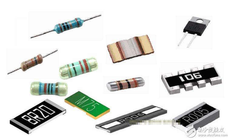 详解贴片电阻(电阻的应用,种类,封装,功率)_贴片电阻宝典
