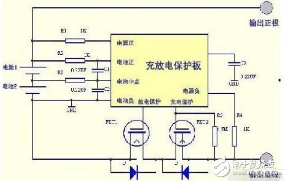 自制12.6v锂电池充电器(九款电路原理图详解)