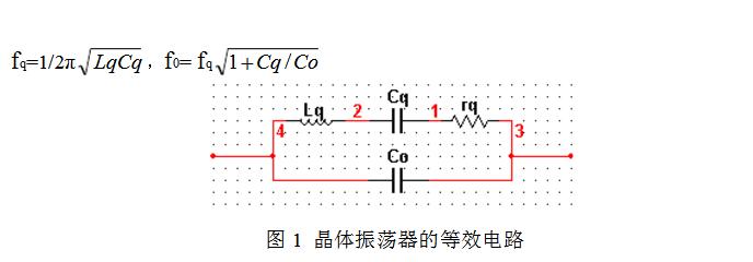 晶体振荡器与压控振荡器