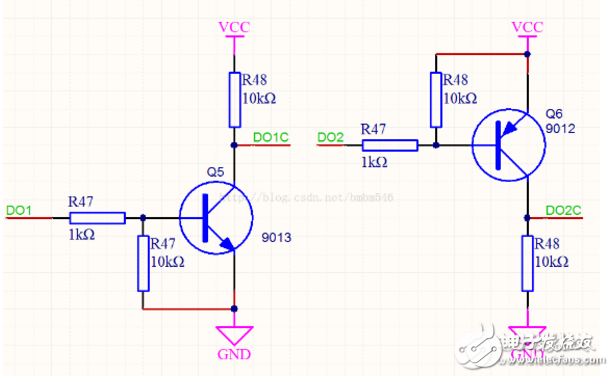 三极管开关电路设计汇总 十一款开关电路设计原理 全文