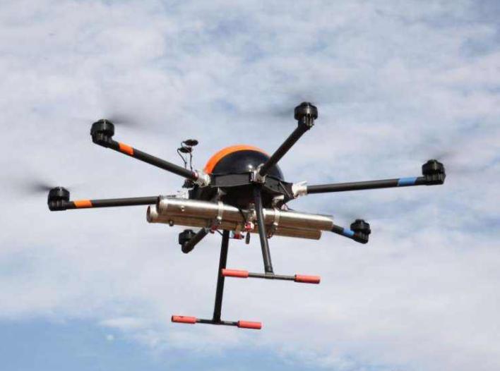 无人机的控制算法 可模仿自行车和汽车前行模式